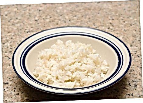 Спосіб перший: традиційний бразильський рис