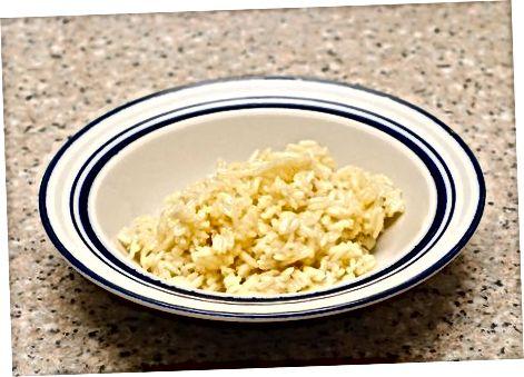 Спосіб другий: Бразильський кокосовий рис