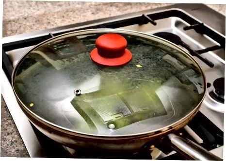 Третій спосіб: рис бразильського брокколі