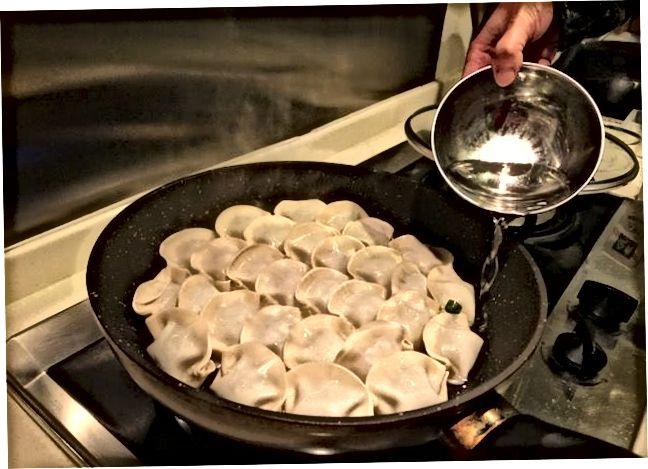 Fryrja e Dumplings