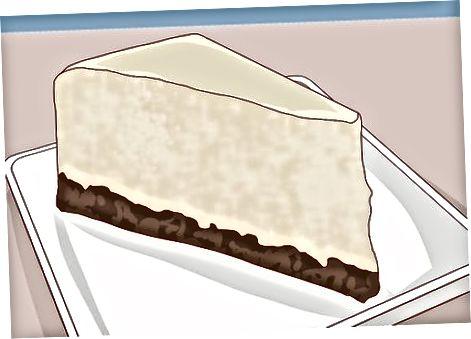 Valgykite maisto produktus, kuriuose derinamas šokoladas ir sūris