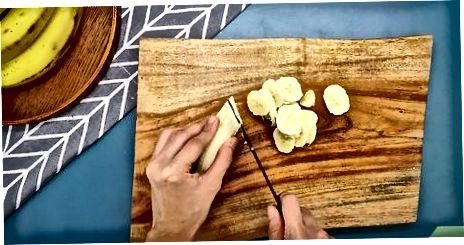 Bananlarni ekish va tayyorlash