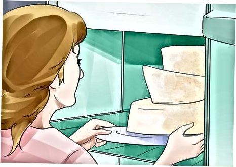 Uchinchi qism: tortni bezash