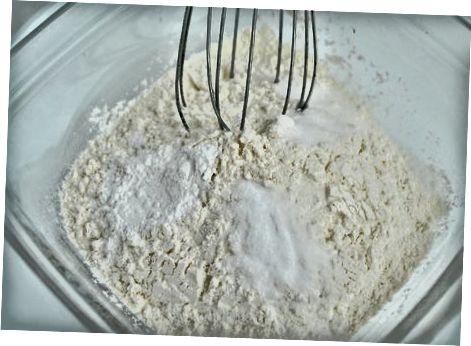 Asosiy shokoladli chip kreplarini tayyorlash