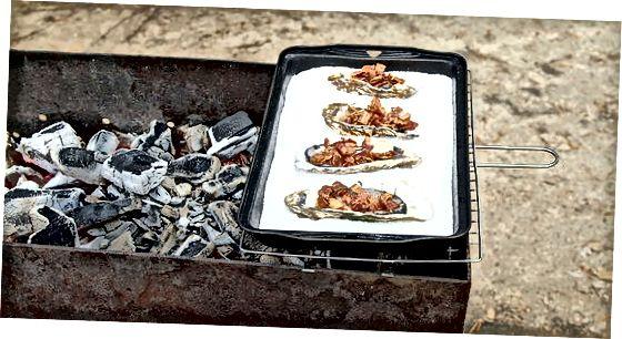 Kuhanje ostrige