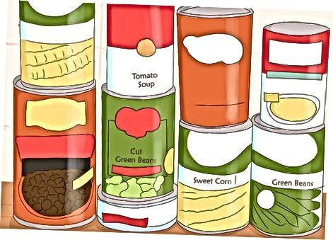 Организовање ваше кухиње са храном