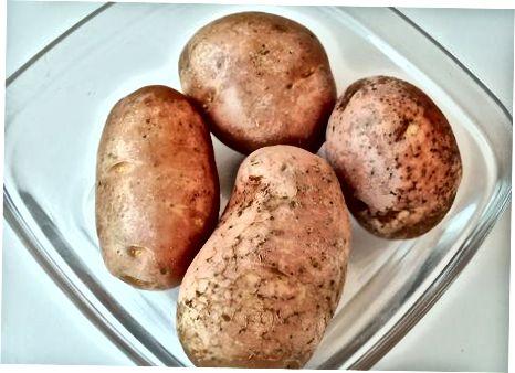 Миття та нарізка вашої картоплі
