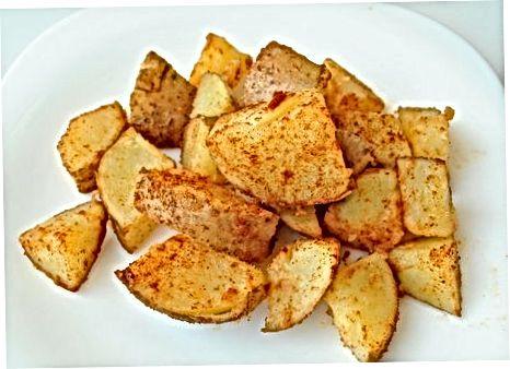 Подавання картоплі