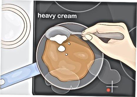 Caramel aprimant amb líquid
