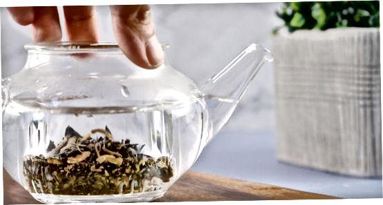Оволодіння основами для чаювання