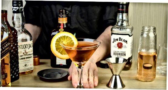 """""""Burbono"""" kokteilių užsakymas"""