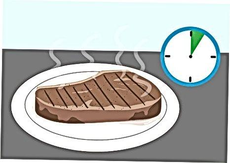 Biftekni panjara qilish