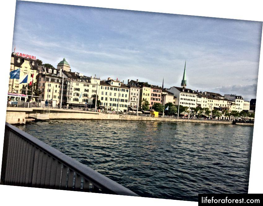 Zurich utsikt