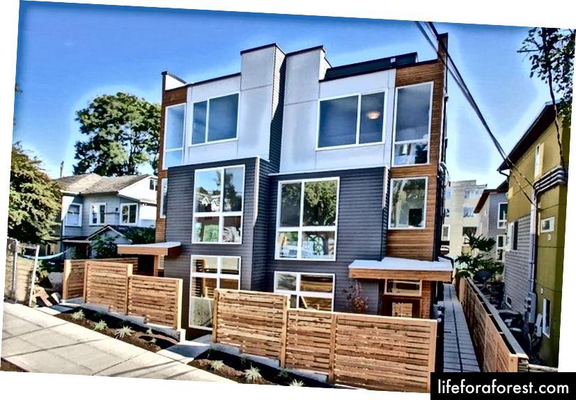 Nhà phố 3 phòng ngủ cho Airbnb