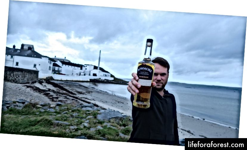 The Bowmore Nomadic Rebel Hồi