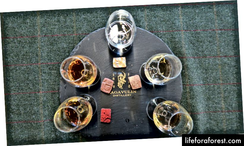 Scotch and Chocolate Tasting at Lagavulin