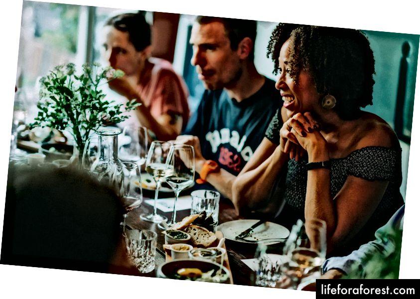 Muse đặc biệt chú ý đến chất lượng thực phẩm họ phục vụ - gần như tất cả đều được làm từ đầu trong nhà. Hình ảnh lịch sự: Muse từ Facebook.