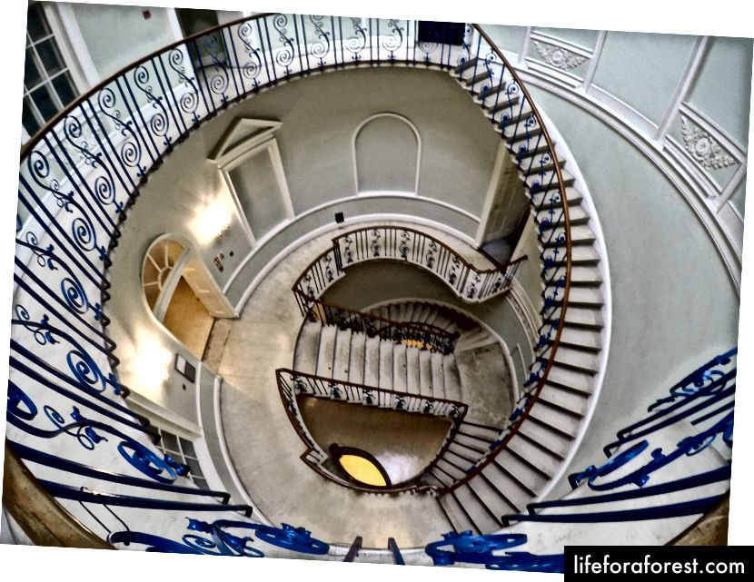 Nelson Stair © Architectour Guide