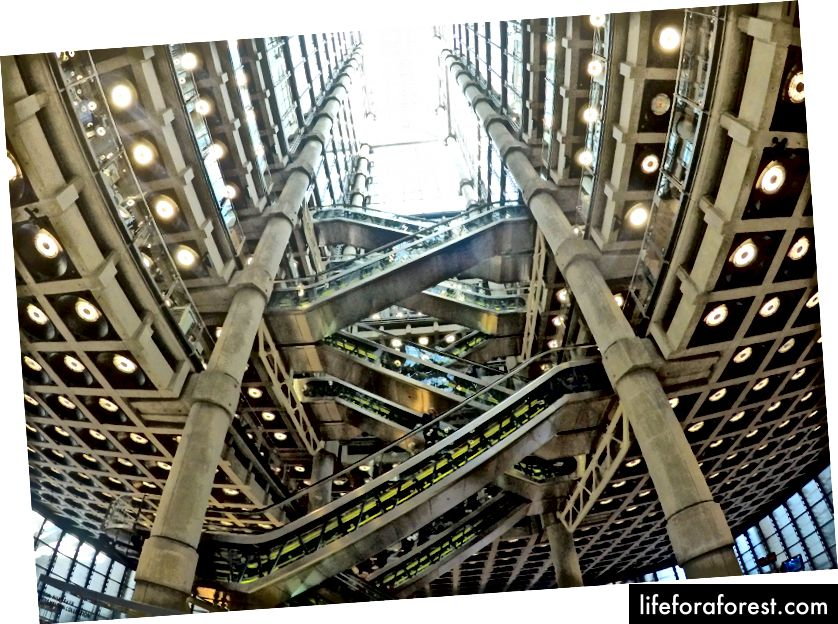 Lloyd's Building © Architectour Guide