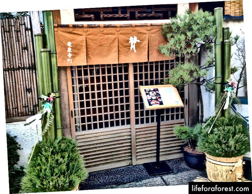Bon, Taito, Tokyo. Resim Kaynağı: Sophia Woods Enstitüsü.