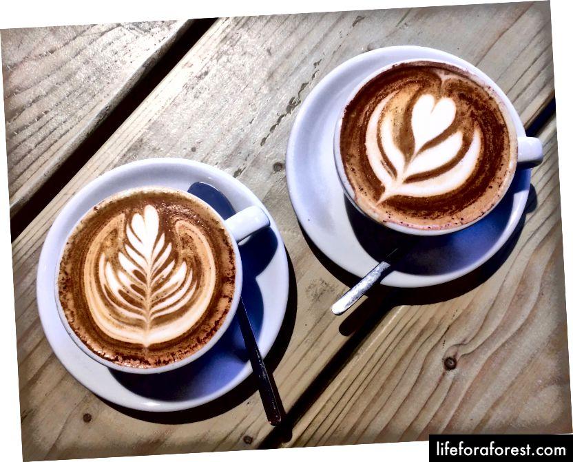 Cà phê Lomond