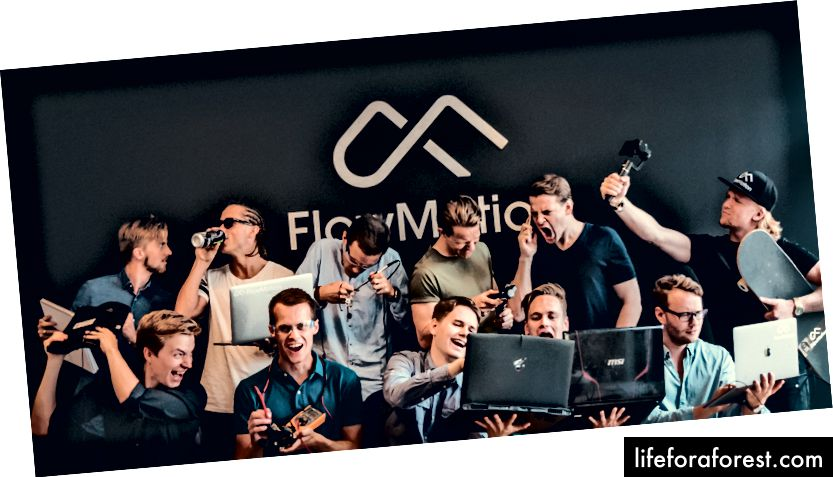 FlowMotion-familien.