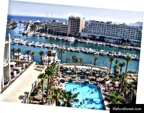 Biển Đỏ ở Eilat