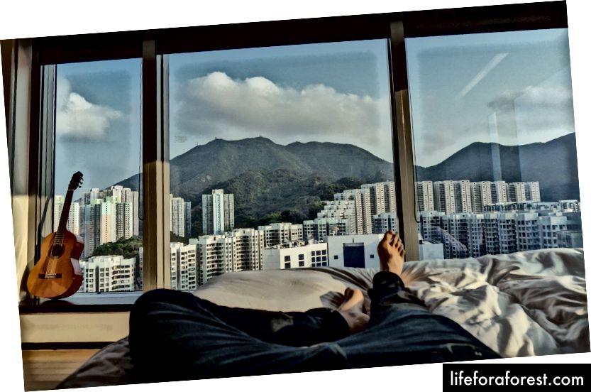 Gratis oppgradering til en suite på East Hotel i Hong Kong