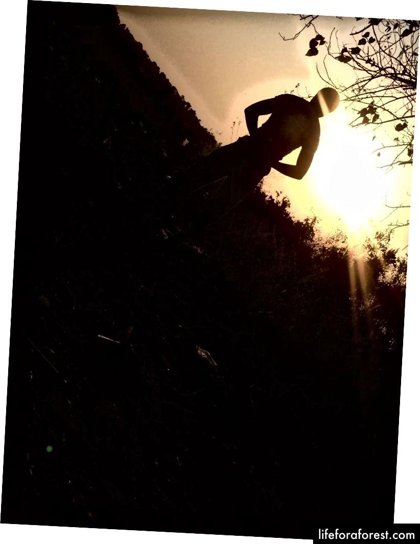 Схід сонця в Ікпаті