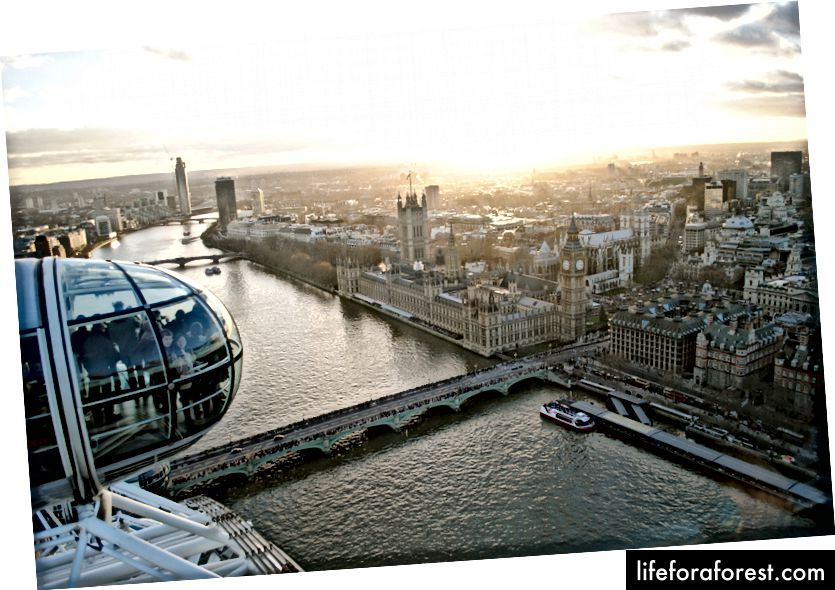 London Ko'z