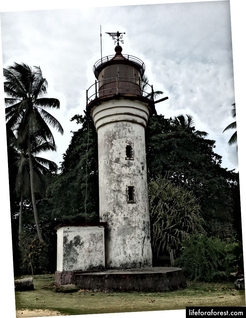Kribi Lighthouse