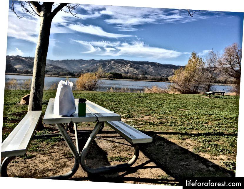 Met een hondenpark, looplussen, badkamers en picknickbanken is Lagoon Valley Park de perfecte plek om te stoppen.
