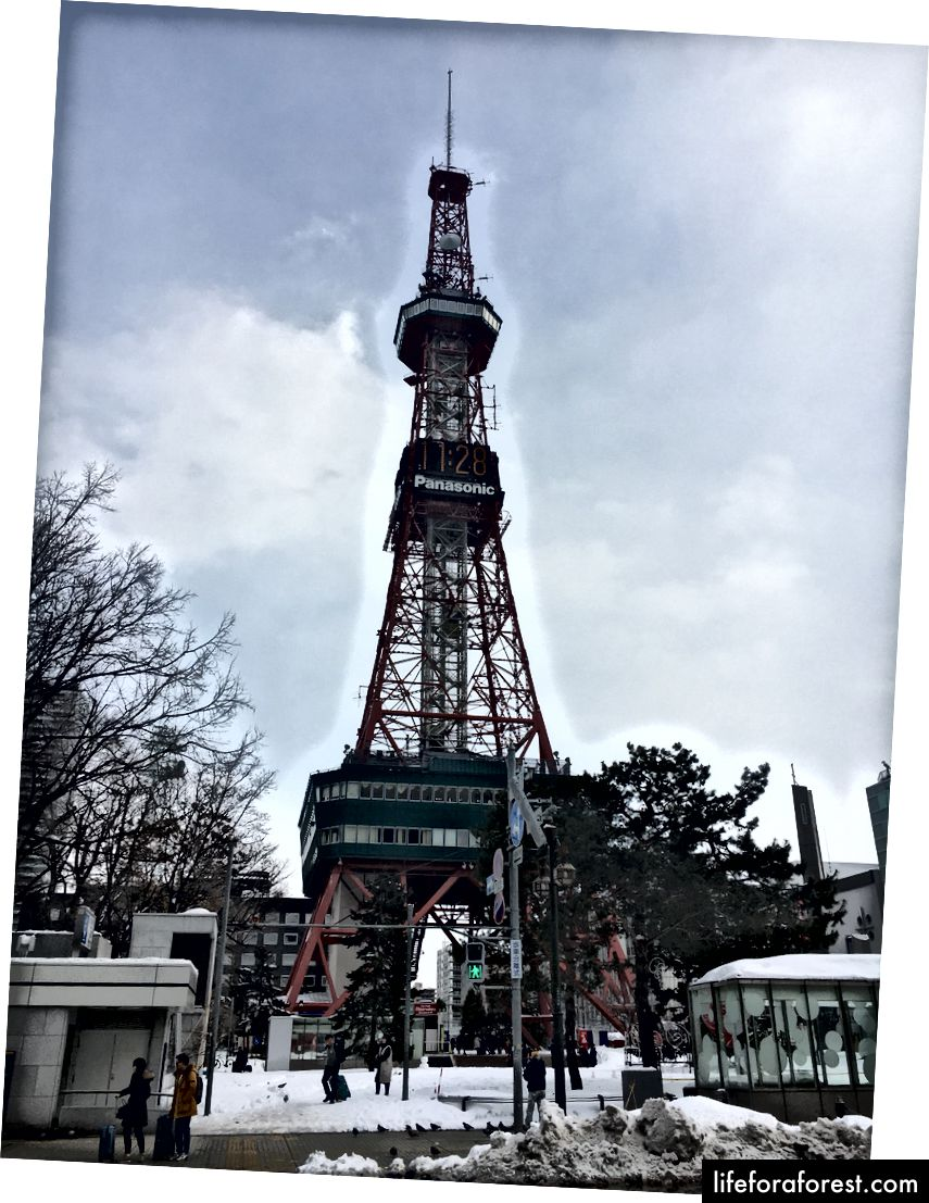 Televizní věž Sapporo