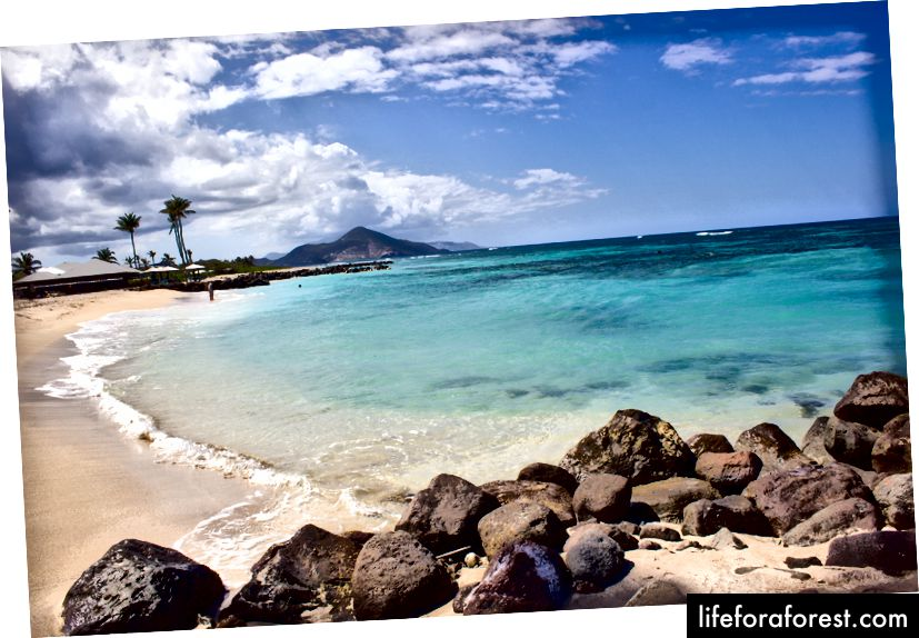 Nisbet Beach (Nevis)