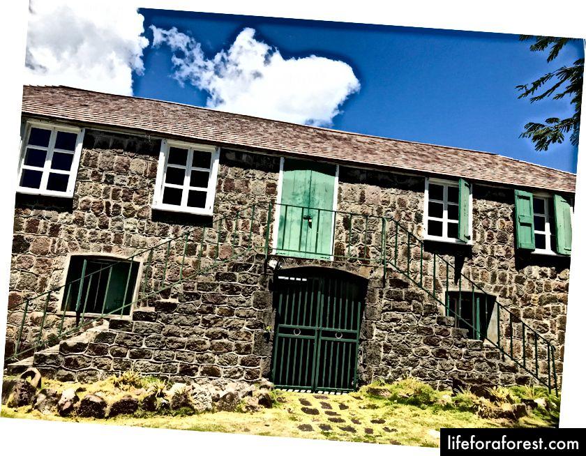 Alexander Hamilton House i Nevis