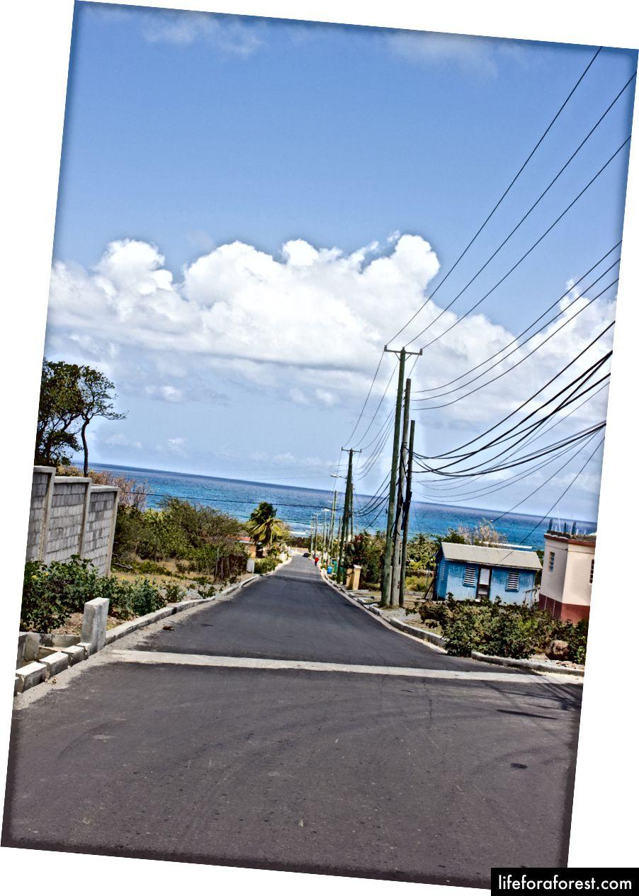 rusle i Nevis