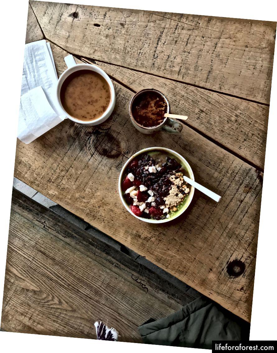 Mua bát sinh tố của riêng tôi kể từ khi tôi phá vỡ và có thể mua được nhiều hơn một ly cà phê 2 đô la