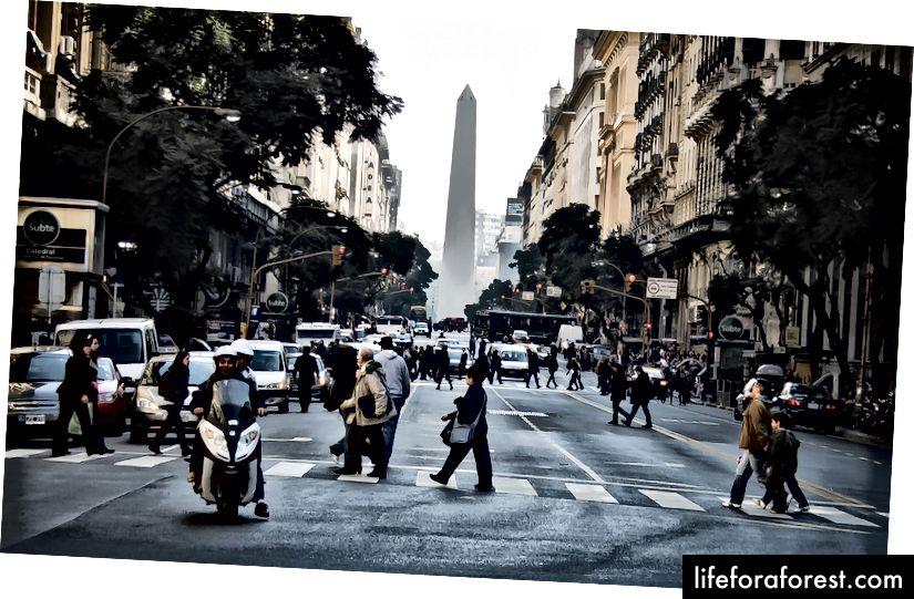 Buenos-Ayres, Argentina.