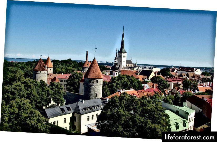 Tallinn, Estoniya.