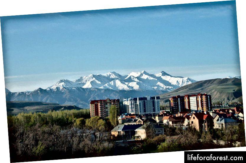 Bishkek, Qirg'iziston.