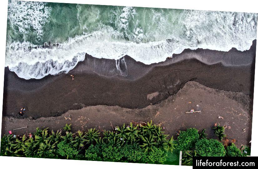 Playa Beuco, Kosta-Rika.