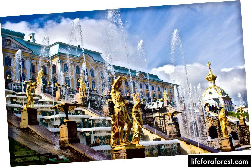 Sankt-Peterburg, Rossiya.