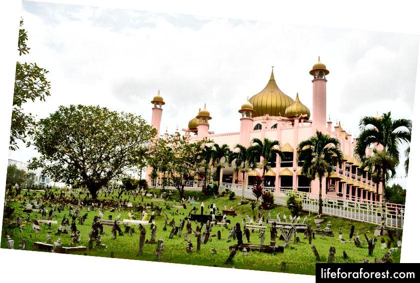 Kuching, Malayziya.