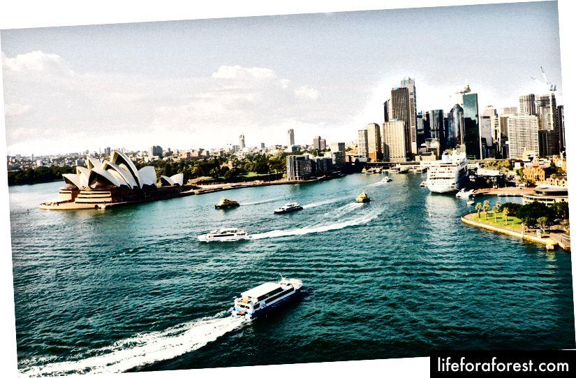 Sidney, Avstraliya.