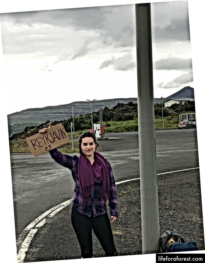Hitchhiking - Tháng 7 năm 2017 Ảnh của Derek