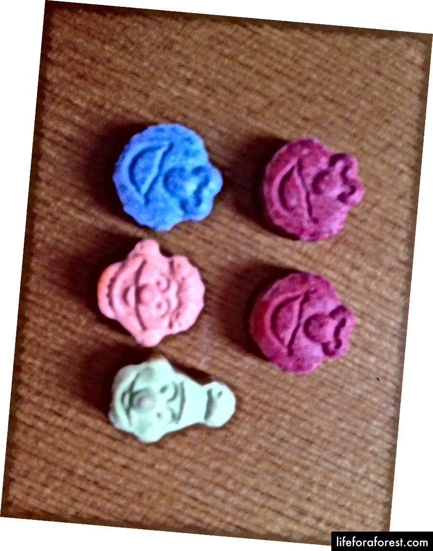 Importert fra Holland ... MDMAmazing