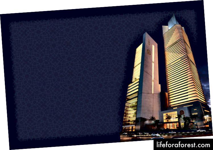 Věž s ikonami Bahria - Karáčí | www.TrulyPakistan.com | #TrulyPakistan