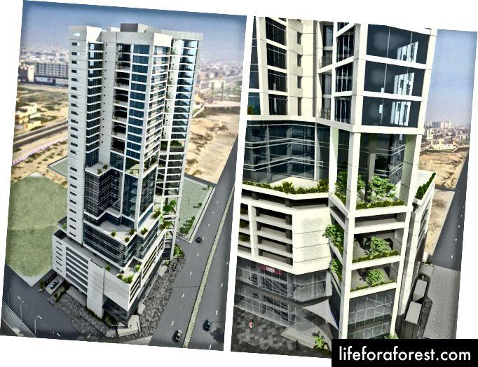 Баштова вежа - Карачі | www.TrulyPakistan.com | #TrulyPakistan