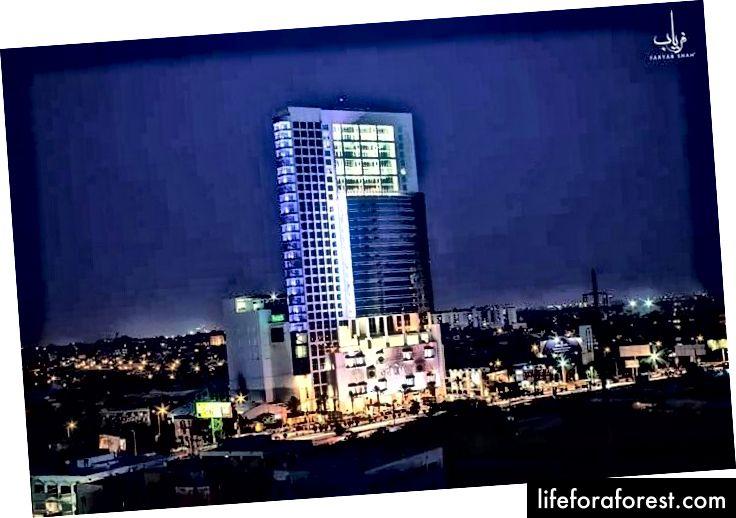 Ocean Tower Clifton, Karáčí | www.TrulyPakistan.com | #TrulyPakistan