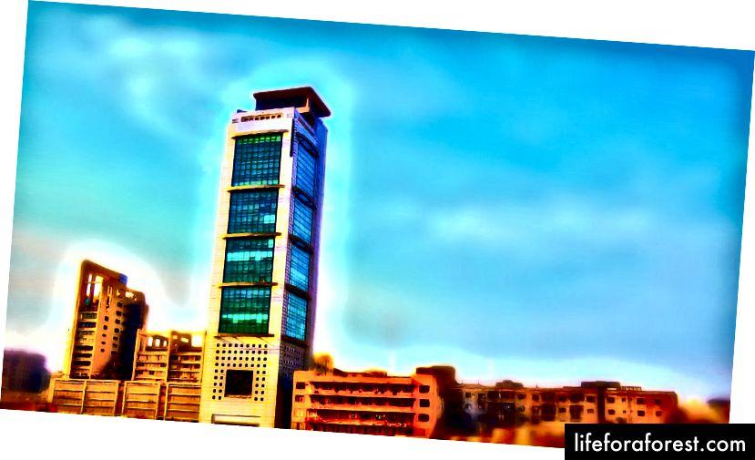 MCB Tower - Карачі | www.TrulyPakistan.com | #TrulyPakistan